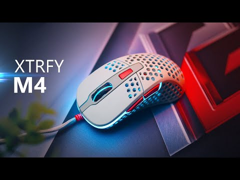 It's Almost Cheating! XTRIFY M4 Gaming Mouse Review