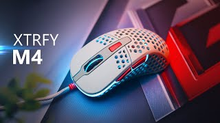 It's Almost Cheating! XTRFY M4 Gaming Mouse Review