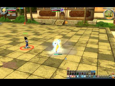 Dragonball Online Server Battle Vs Vegeta