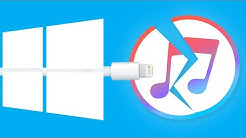 Fix iPhone Won't Connect to iTunes & Not Recognized on PC with Windows 10/8/7 PC in 4 Steps