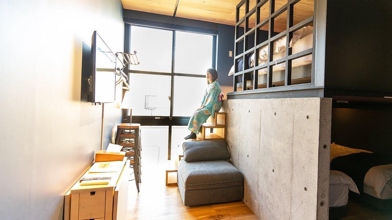 【Airbnb】4人までOK!都内のデザイナーズホテルがおすすめすぎる【東京ホテル】