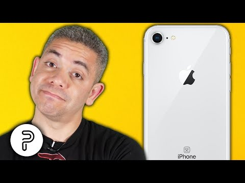 What People REALLY Think Of The NEW IPhone SE!