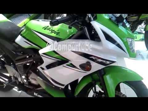 Kawasaki Ninja Rr Special Edition 2014 Terbaru Youtube