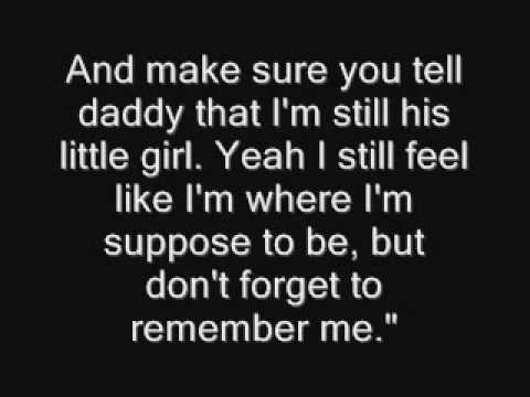 Don't Forget To Remember Me Carrie UnderWood Lyrics