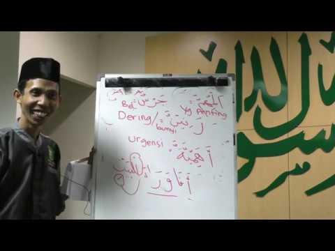 Bahasa Arab Sesi 16 Part 3