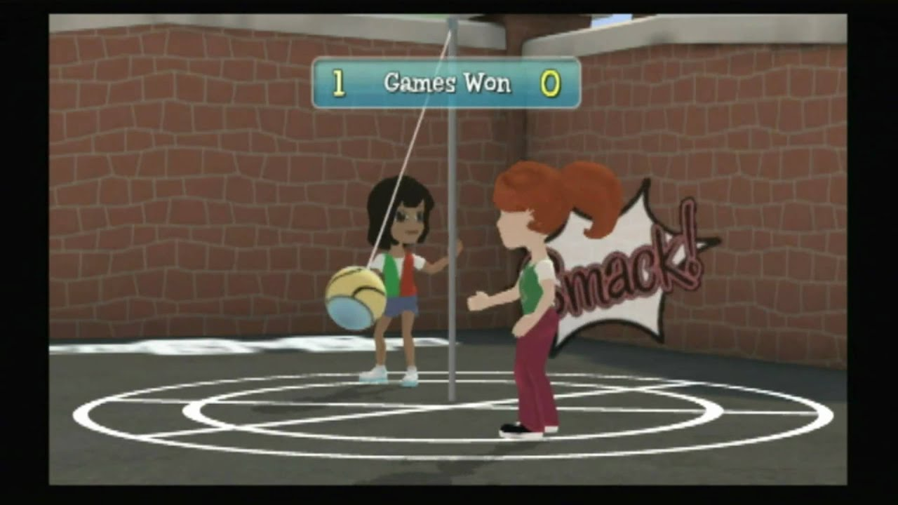 CGR Undertow – THE DARING GAME FOR GIRLS for Nintendo Wii Video Game Review