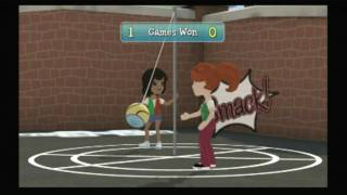 CGR Undertow - THE DARING GAME FOR GIRLS for Nintendo Wii Video Game Review
