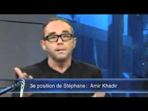 Hommage de Gendron à Khadir