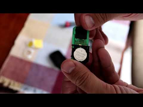 2007 lexus is250 key fob battery
