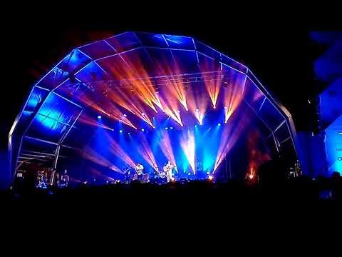 Banda do Mar live @ Eurovision Village Lisbon, Terreiro do Paço
