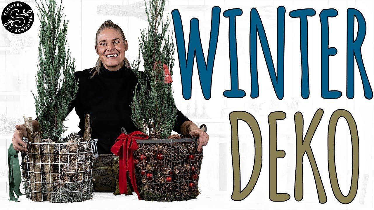 Leuchtende Weihnachtsdeko Außen.Weihnachtsdeko Für Außen Klassisch Rot Oder Winterlich Weiß Weihnachtsdeko Diy