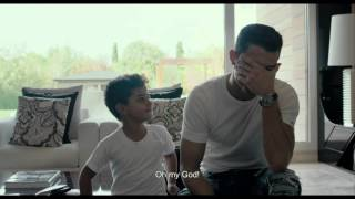 Ronaldo: Cristiano Ronaldo's Son Doesn't Know His Own Name - Bluray Delete Scene thumbnail