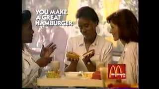 Video McDonald's 1986 McDLT Commercial download MP3, 3GP, MP4, WEBM, AVI, FLV Oktober 2018