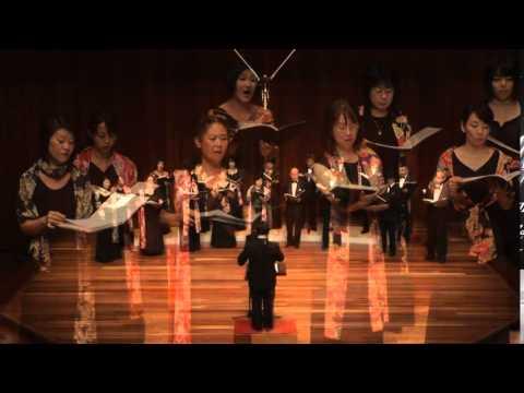 Japanese Old Sgs arranged  foreign composers 1 AkaTombo arr  Bob Chilcott