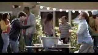 rock paper scissors throw a rock bud light super bowl ad