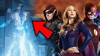 Black Lightning CONFIRMED in the Arrowverse?