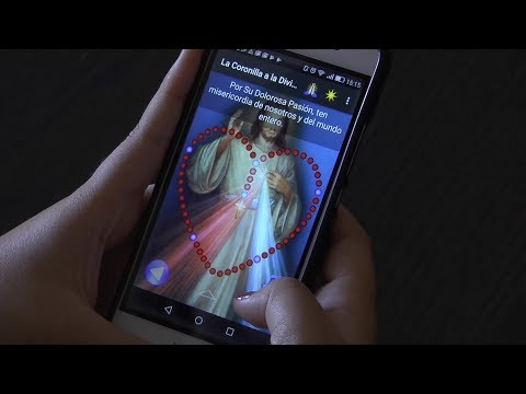 Rosary App Available To Pray From Your Cell Phone