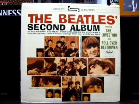THE BEATLES SECOND ALBUM  US stereo