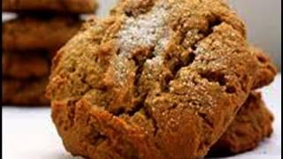 Molasses Krinkles (cookie recipe)