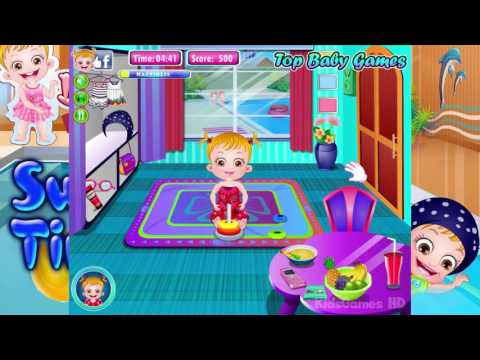 Baby Hazel Swimming Time | Game World for Kids
