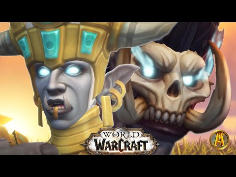WoW BFA: All HORDE Cinematics & Cutscenes [Patch 8.0-8.3 Visions Of N'zoth]