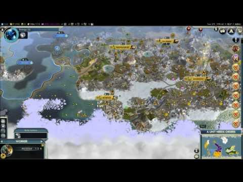Let's play Sid Meier's Civilization V! Episode 19! |