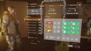 Tom Clancy's The Division SPIROS APOS GR PVP82