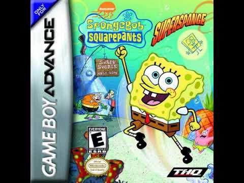 Cavernous Canyons - SpongeBob SquarePants SuperSponge (GBA) HQ Extended