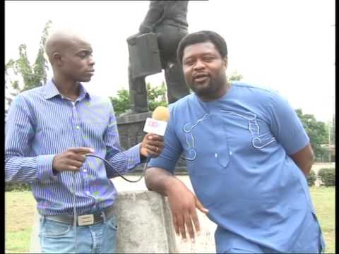 Soji Olowokandi on Youth Corner with Tokunbo Odebiyi