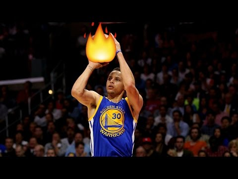 NBA Players On Fire Part 1
