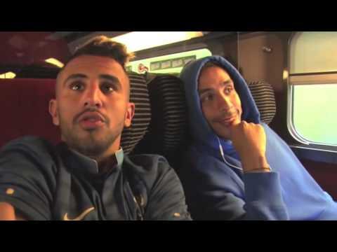 Les coulisses de Riyad Mahrez  Le Havre Athletic Club