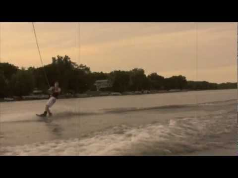 Wakeboarding Learning How To Backroll