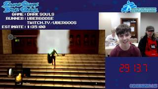 Dark Souls :: SPEED RUN (1:09:28) [PC] by Ubergoose #SGDQ 2013