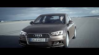 Новый Audi A4.