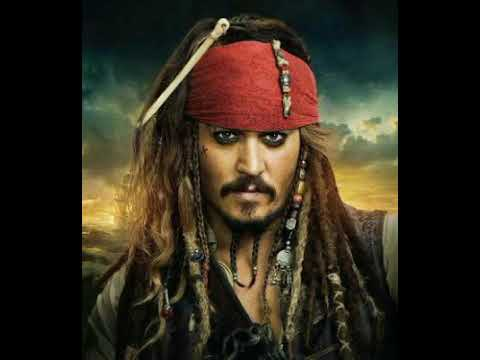 Theme music of Pirates of the Caribbean the jack Sparrow.