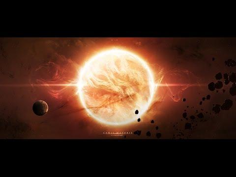 Inilah Bintang yg Besarnya 2000x matahari keajaiban Allah di dunia nyata