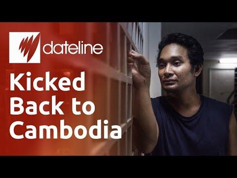 Kicked Back to Cambodia