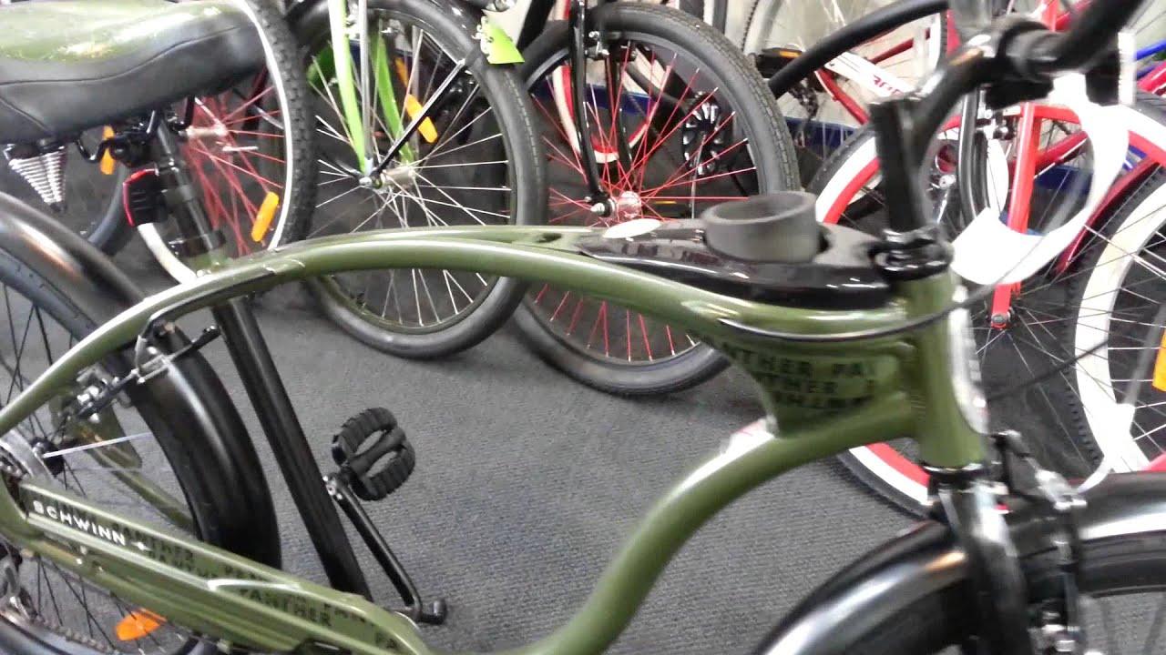 Обзор велосипеда Schwinn Cutter 2014 - YouTube