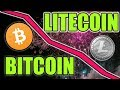 BITCOIN & LITECOIN CONSOLIDATE - IT'S A GREAT THING!