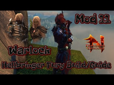 Neverwinter - Warlock - Hellbringer Fury PvE Build - Mod 11