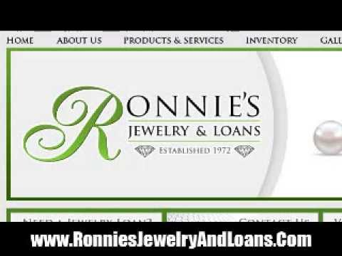 Silver Bullion, Gold Bullion and Cash Loans - Ronnies Jewelers and Loans, Waterford, Michigan
