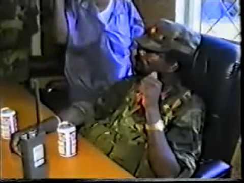 Download The Execution of former Liberian President Samuel K  Doe   YouTube