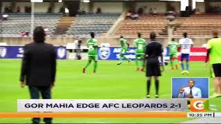 Gor Mahia edge AFC Leopards 2-1