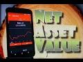 Robinhood APP - What is Net Asset Value or NAV?  The VALUE of an ETF!
