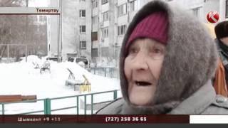 В Темиртау жители дерутся за тепло(, 2016-01-14T15:54:56.000Z)