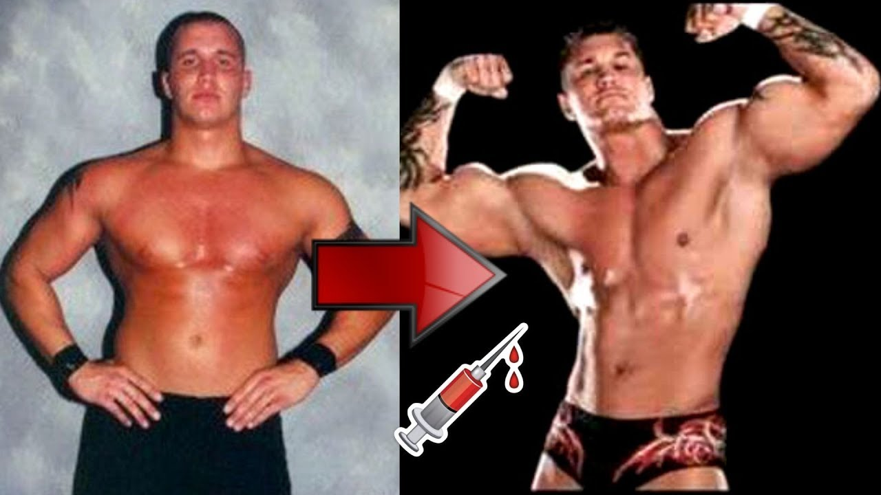 Randy Orton Official Steroid Cycle Revealed Full Transformation 2000 2020 Youtube