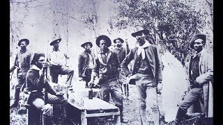 The Buffalo Soldier  10th Cavalry Regiment (United States) 7/2/2019  (Tuesday)