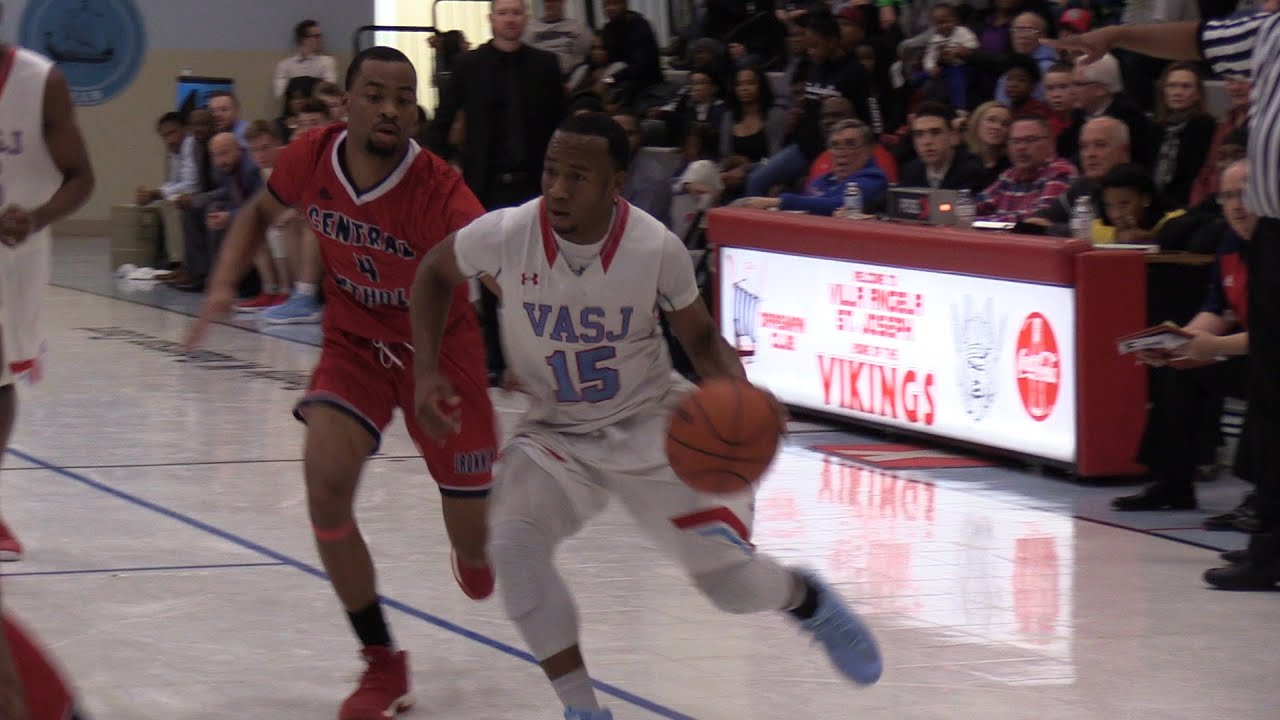 Cleveland high school boys basketball cleveland 18 vasj boys basketball claims ncl share with 65 54 win vs fandeluxe Image collections