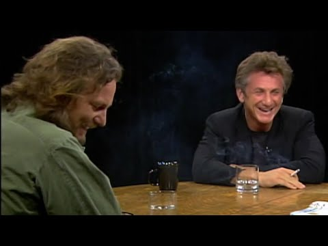 Eddie Vedder & Sean Penn: Into The Wild Charlie Rose, 9212007