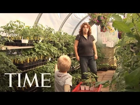 The New Frugality: The Organic Gardener | TIME